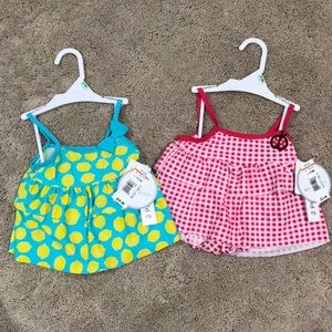 Koala Baby girls bathing suits